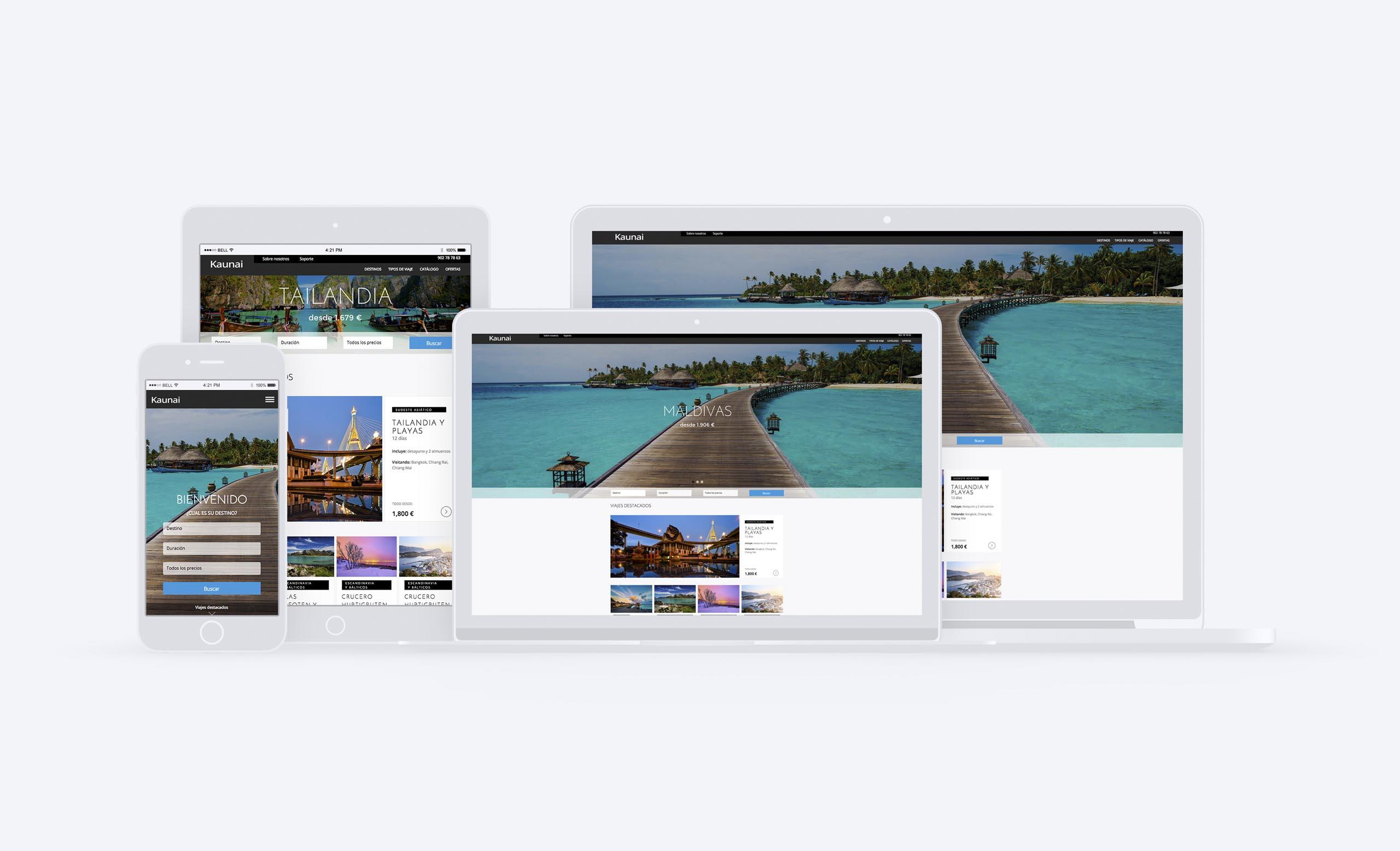 Diseño de Páginas Web y tiendas Online en Granada.